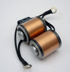 Wrapped Copper Coils