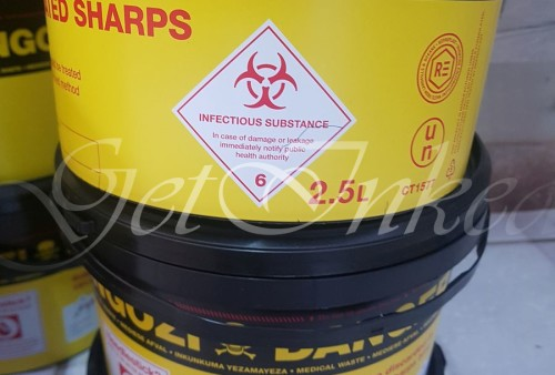 Sharps Container 5lr
